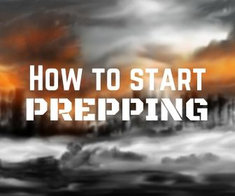 How to Start Prepping