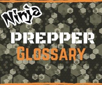 Prepper Glossary