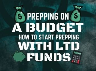 Prepping on a budget | How to start prepping with limited funds