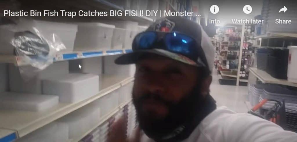 bigger fish trap