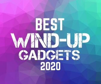 9 wind-up gadgets