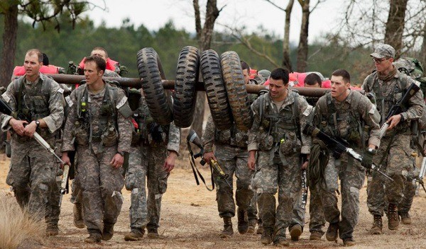 soldiers mental toughness