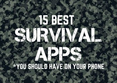 15 Best survival apps | We reviewed the best apps available 2020